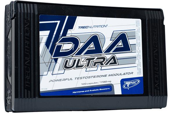DAA ULTRA 120 kap – Trec Nutrition Magyarország – Prémium minőségű  táplálékkiegészítők és sportruházat 76b778a0fe