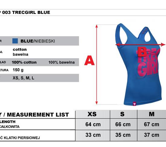 TW TANKTOP – TRECGIRL BLUE – 003 – Trec Nutrition Magyarország – Prémium  minőségű táplálékkiegészítők és sportruházat 3a36e34247