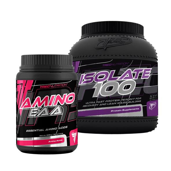 ISOLATE 100 1800 g + AMINO EAA 300 g – Trec Nutrition Magyarország ... 96b47af4d9