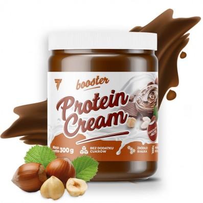BOOSTER PROTEIN CREAM 300g – Trec Nutrition Magyarország – Prémium minőségű  táplálékkiegészítők és sportruházat d38054eab0